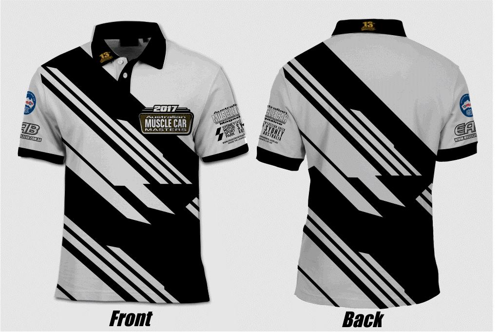 Merchandise - 2017 Polo Shirts